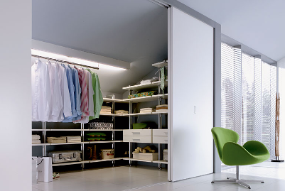 Frameless Sliding Room Dividers