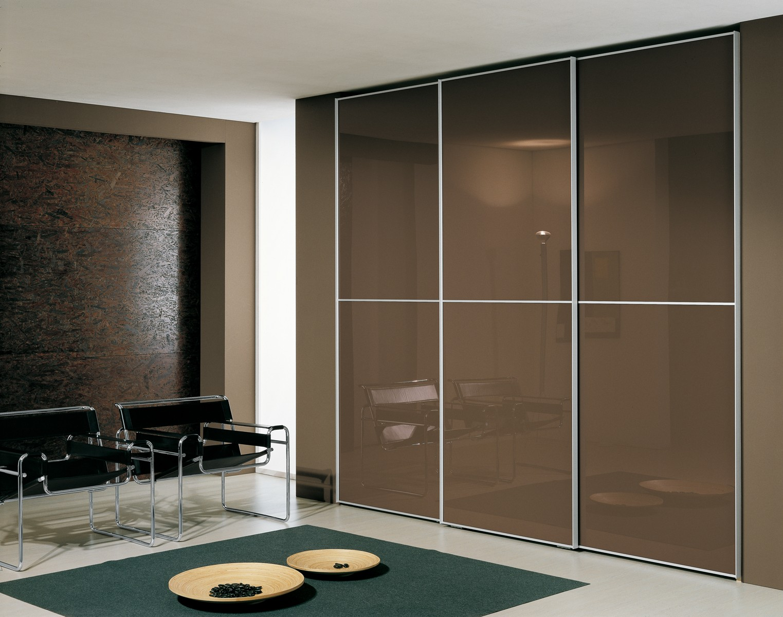 Sliding doors for Sliding partitions