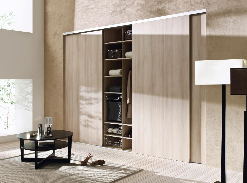 Sliding doors for Sliding wardrobe interior designs