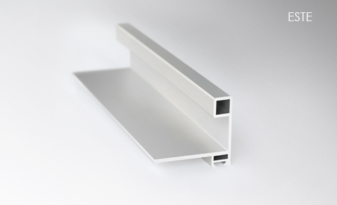 10mm aluminium frame for sliding doors